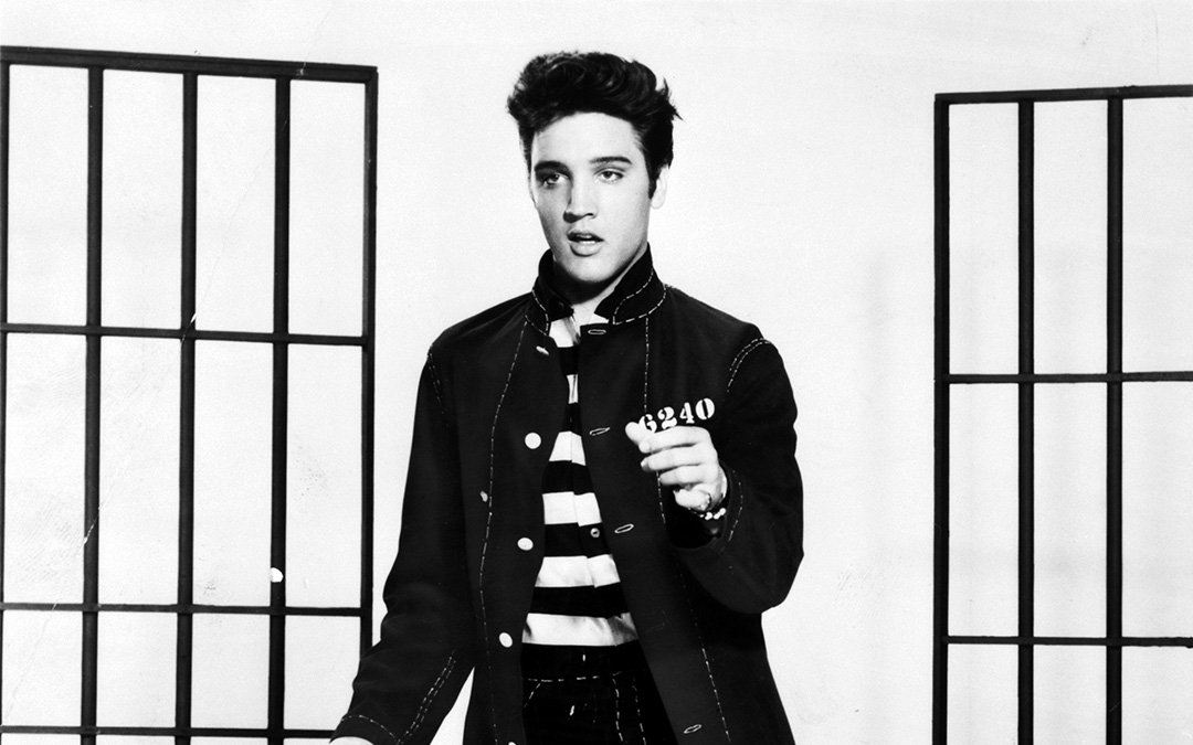 Elvis Presley ~ Songwriter & Musican