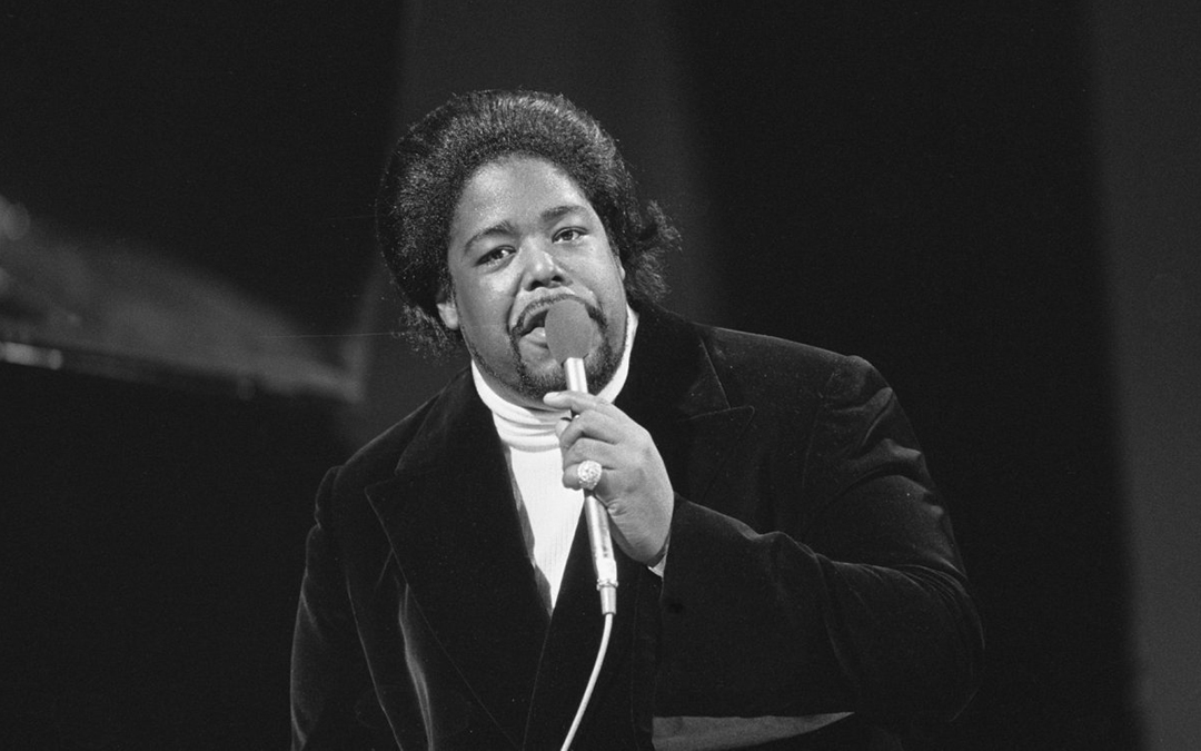 Barry White ~ Singer